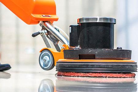 impresa di pulizie - trattamenti pavimenti
